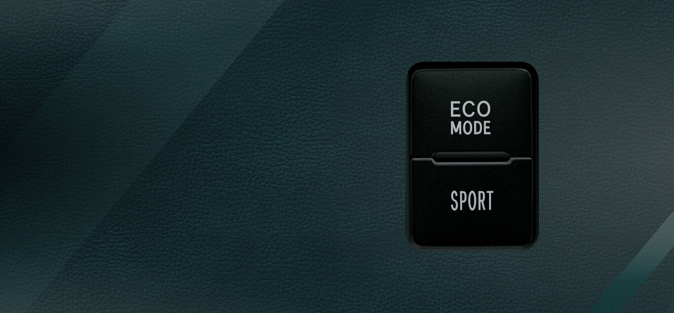 Eco/Sport Drive Mode - G CVT Only