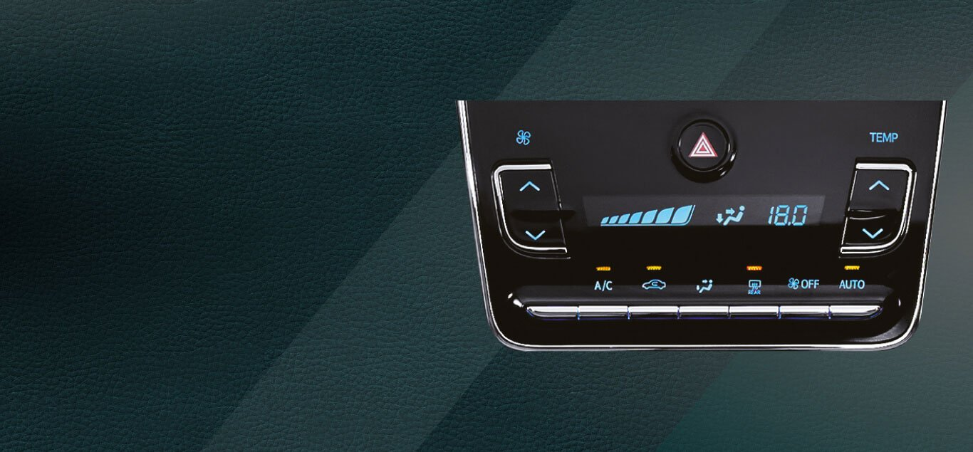 Auto AC with Digital Display - G Type Only
